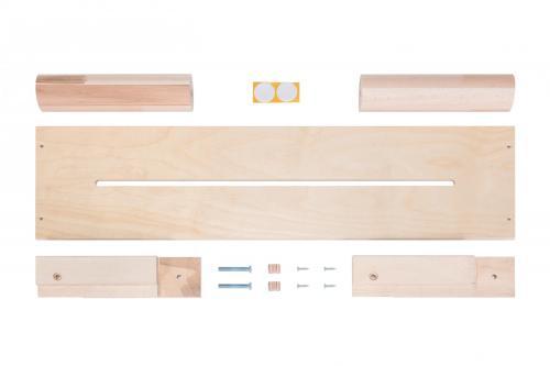 Gigapur 29685 20 cm Verlängerungsset für G1 Bettbreite 100 cm